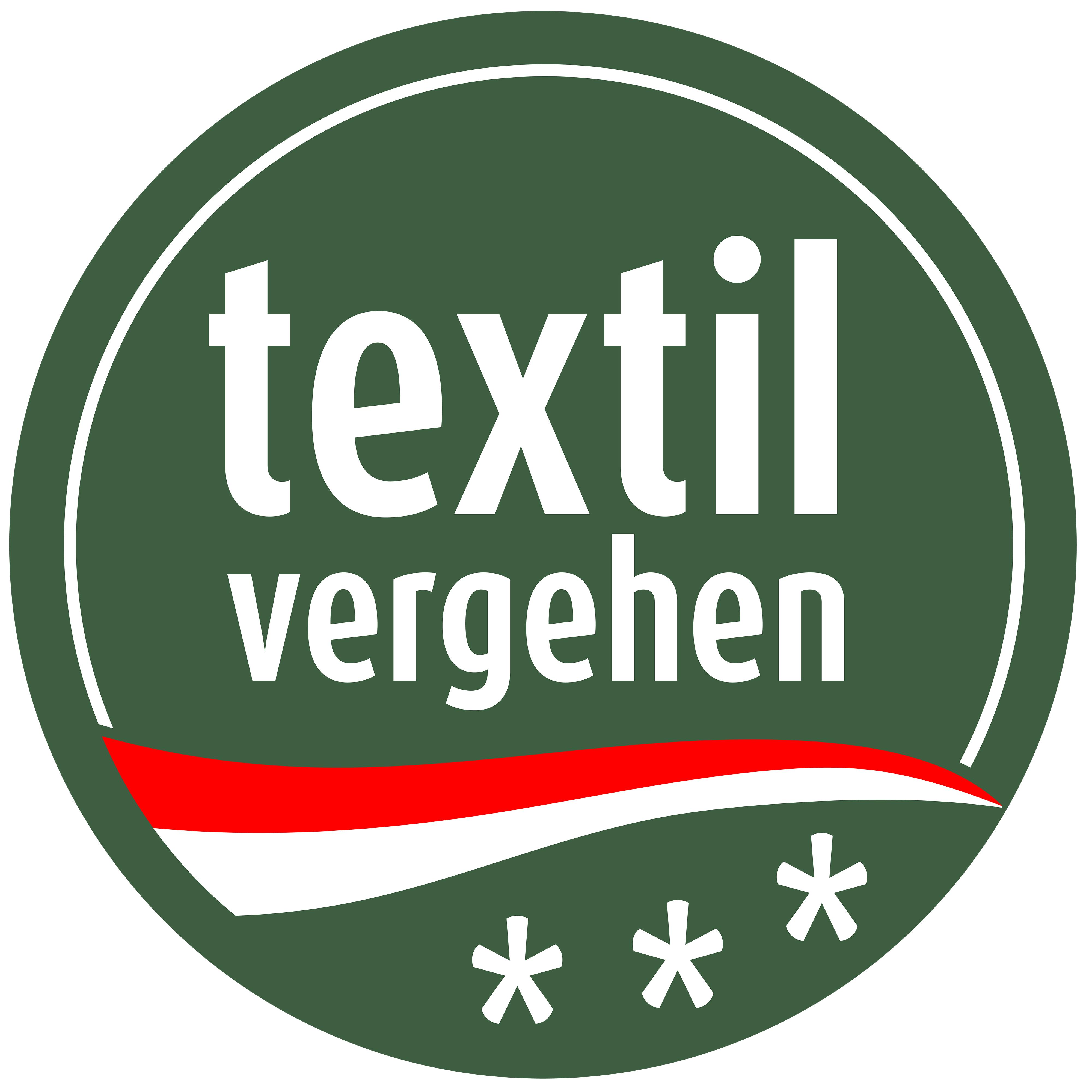 Logo: Textilvergehen