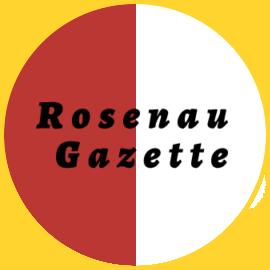 Logo: Rosenau Gazette