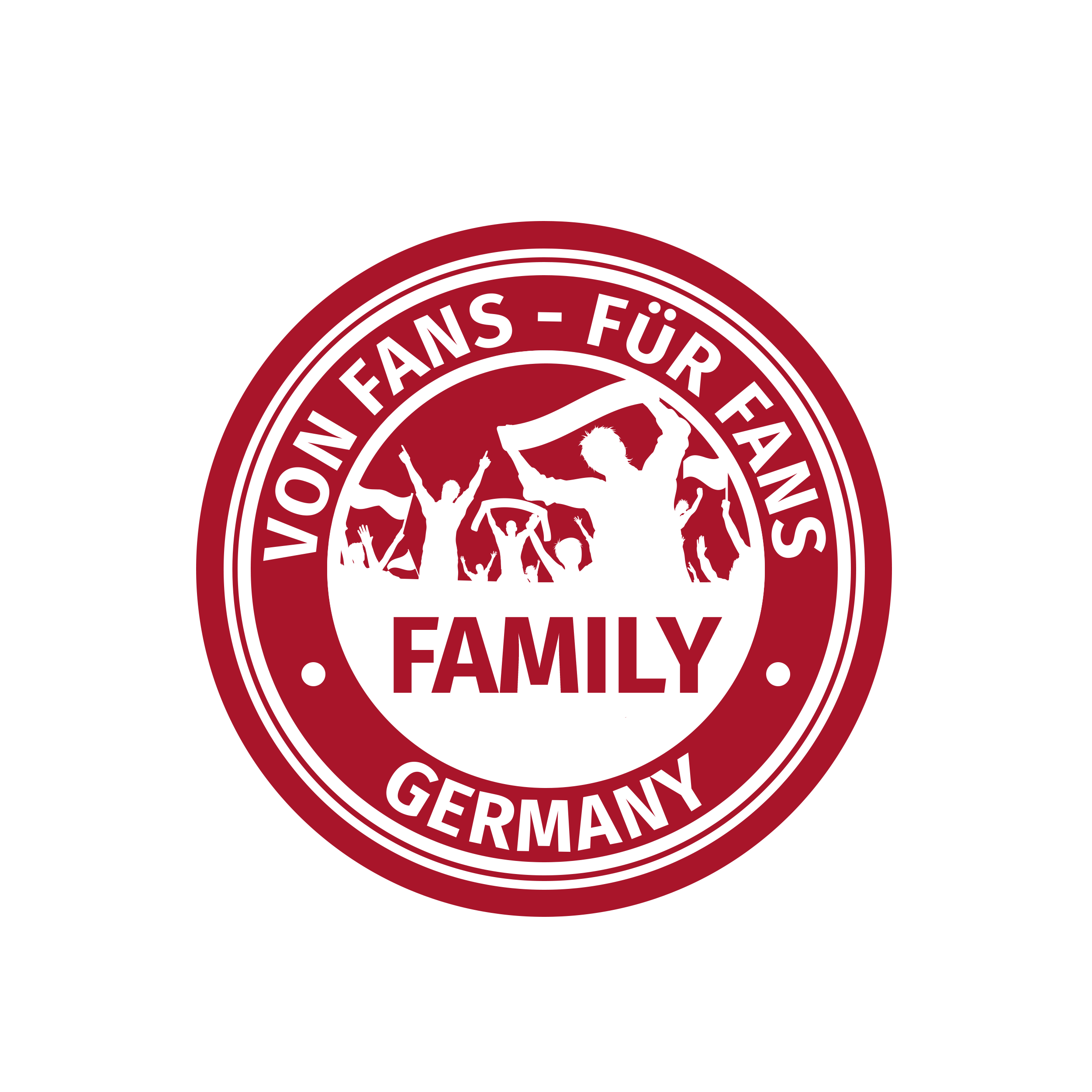 Logo: Redmen Family Germany