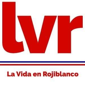 Logo: lavidaenrojiblanco.com