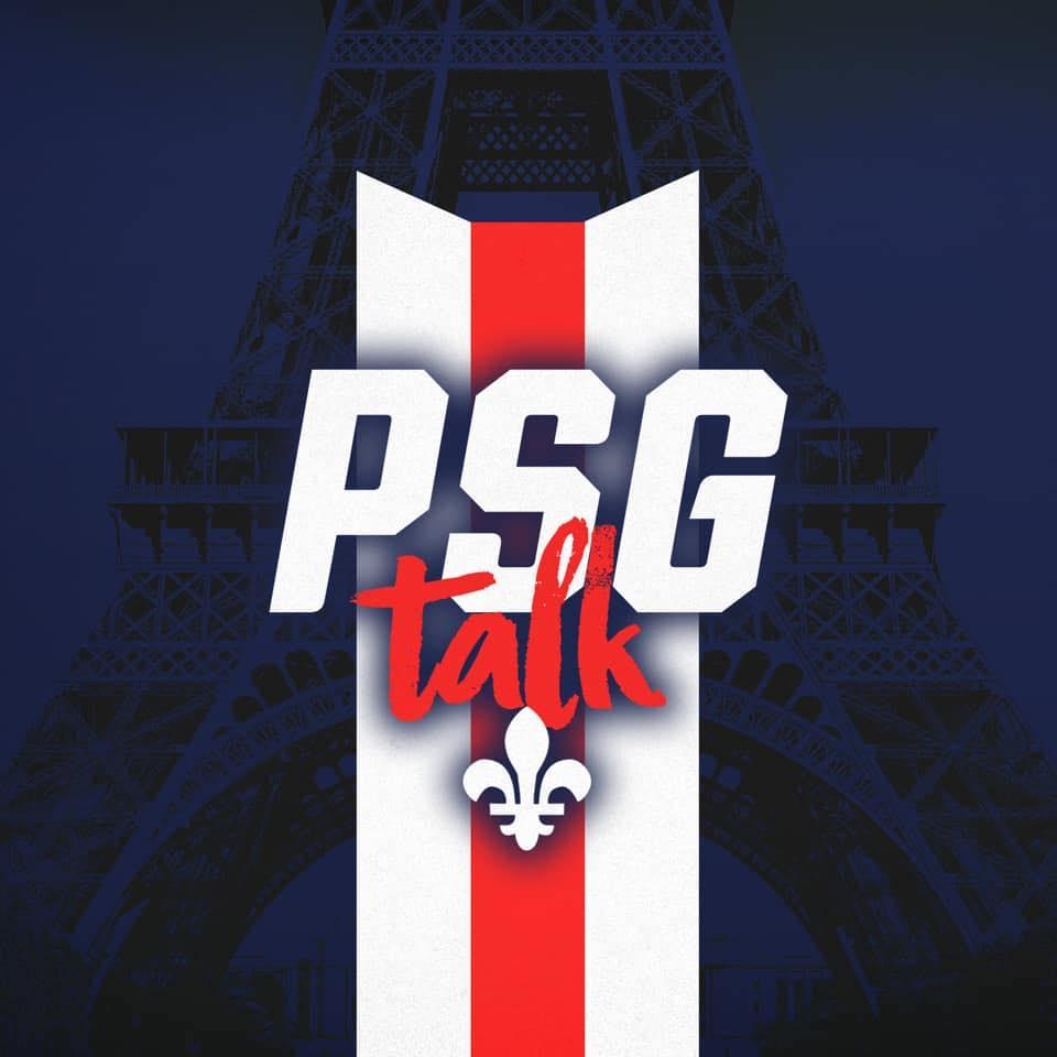 Logo: PSG Talk