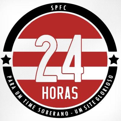 Logo: SPFC 24 Horas