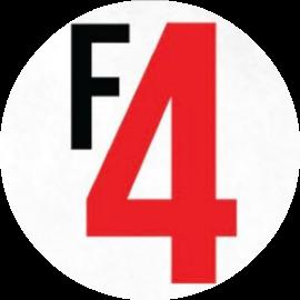 Logo: Factor Cu4tro